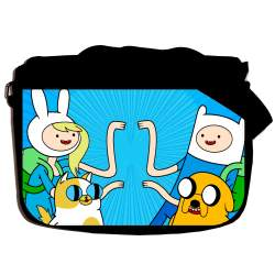"Сумка ""Adventure Time"" school-754"