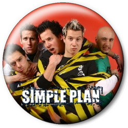 Значок Simple Plan spz29