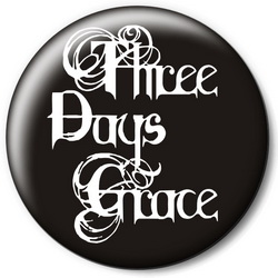 Значок Three Days Grace tdg11