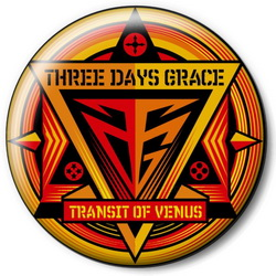 Значок Three Days Grace tdg17