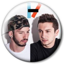 Значок Twenty One Pilots top5