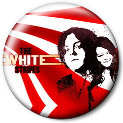 Значок The White Stripes tws8