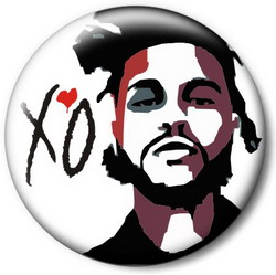 Значок The Weeknd Weeknd6
