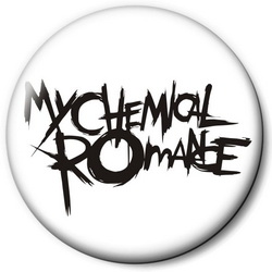 Значок MY CHEMICAL ROMANCE  znmcr39