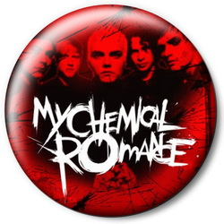Значок MY CHEMICAL ROMANCE  znmcr9