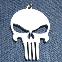 Подвеска, кулон The Punisher