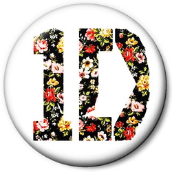 Значок ONE DIRECTION 1dz2