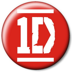 Значок ONE DIRECTION 1dz4