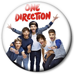Значок ONE DIRECTION 1dz5