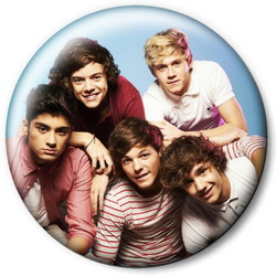 Значок ONE DIRECTION 1dz7