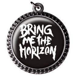 Кулон  Bring Me The Horizon 3kp119