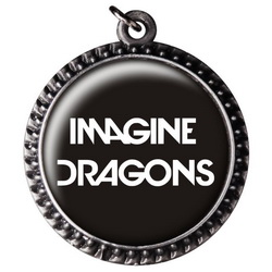 Кулон Imagine Dragons 3kp123