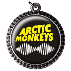 Кулон Arctic Monkeys 3kp129
