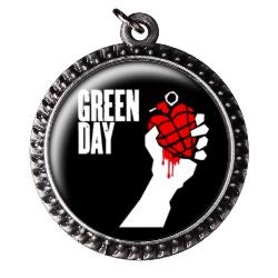 Кулон Green Day 3kp16