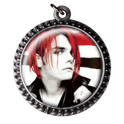 Кулон Gerard Way 3kp20