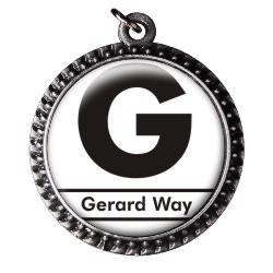 Кулон Gerard Way 3kp21
