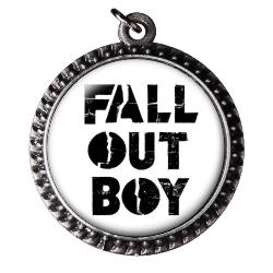 Кулон Fall Out Boy 3kp27