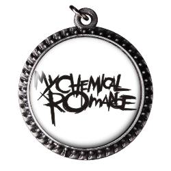 Кулон MY CHEMICAL ROMANCE  3kp3