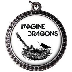 Кулон Imagine Dragons 3kp57