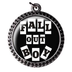Кулон Fall Out Boy  3kp8