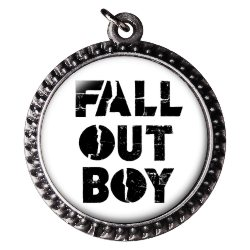 Кулон Fall Out Boy 3kp86