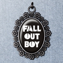 Кулон Fall Out Boy 5kp49