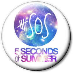 Значок 5 Seconds of Summer 5sos29