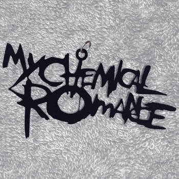 Подвеска кулон MY CHEMICAL ROMANCE acr-28