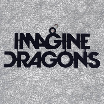 "Подвеска кулон ""Imagine Dragons"" acr-40"