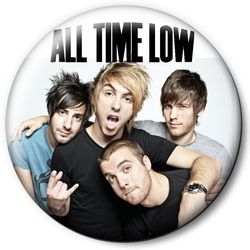 Значок All Time Low allt10