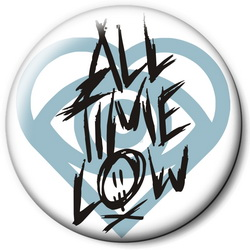 Значок All Time Low allt5