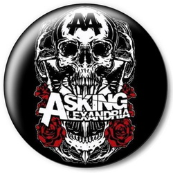 Значок Asking Alexandria askin2