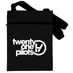 Сумка черная Twenty One Pilots blacks-111