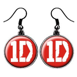 Серьги One Direction earr25