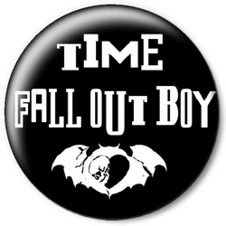 Значок Fall Out Boy fobz10