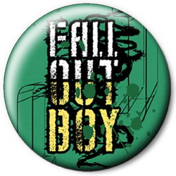 Значок Fall Out Boy fobz4