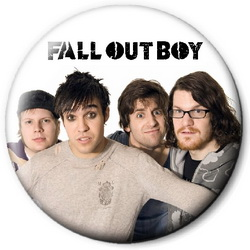 Значок Fall Out Boy fobz6