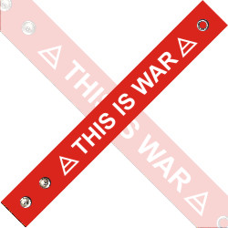 "Фото-браслет MARS ""THIS IS WAR"""