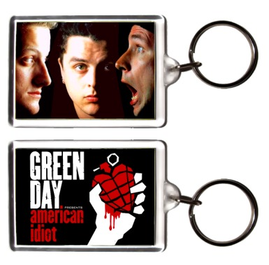 Брелок Green Day GD k