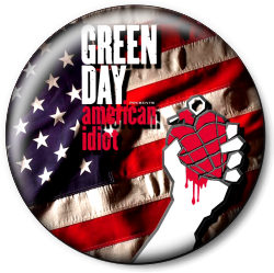 Значок Green Day