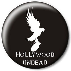 Значок Hollywood Undead holu2
