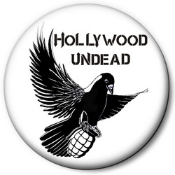 Значок Hollywood Undead holu21