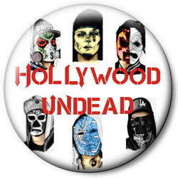 Значок Hollywood Undead holu5