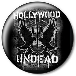 Значок Hollywood Undead holu8