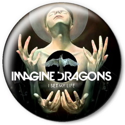 Значок Imagine Dragons idr25