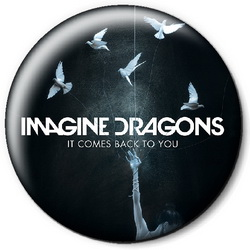 Значок Imagine Dragons idr28