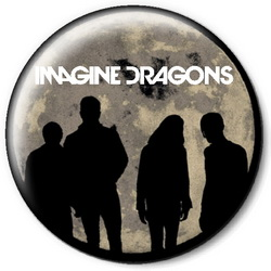 Значок Imagine Dragons idr3