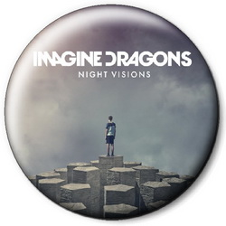 Значок Imagine Dragons idr30