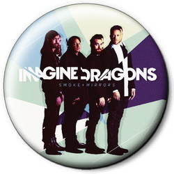 Значок Imagine Dragons idr33