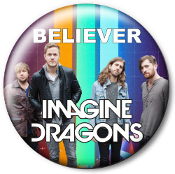 Значок Imagine Dragons idr34